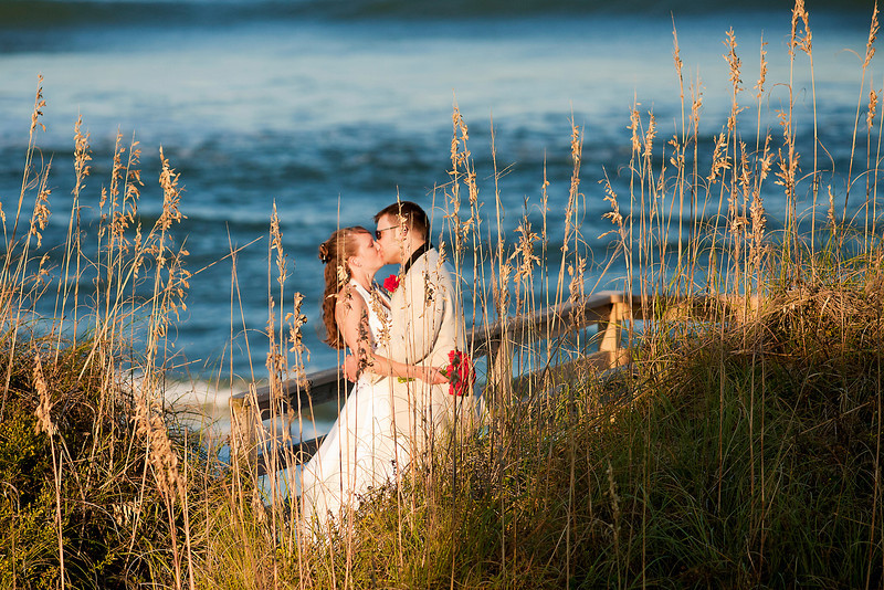 Outer Banks Destination Wedding Photography