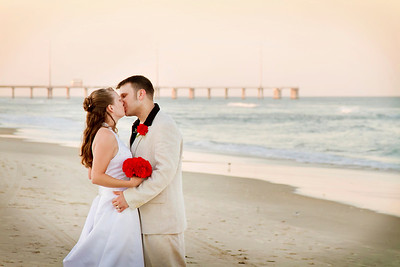 Destination Wedding in the Outer Banks, NC