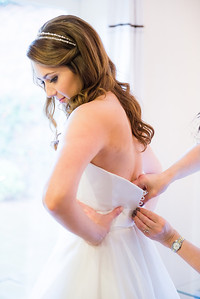 Bridal Preparations at Netherstowe House Hotel Lichfield