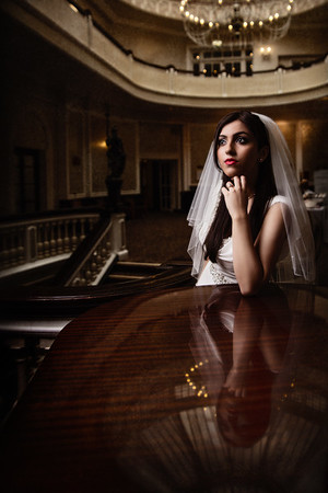 The Grand Hotel - Bride and the piano