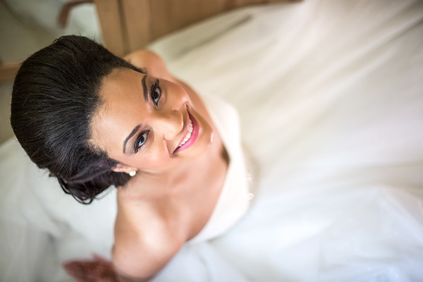 Wedding photography leicester - bridal portrait-By-Oliver-Kershaw-Photography