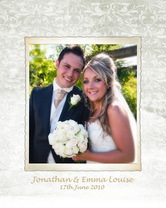 Emma Louise and Jonathan