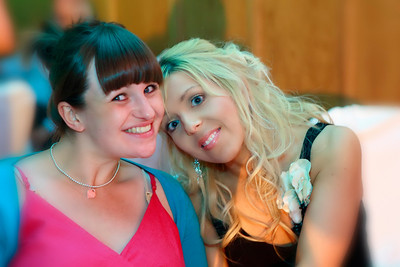 Louise and Lynsey