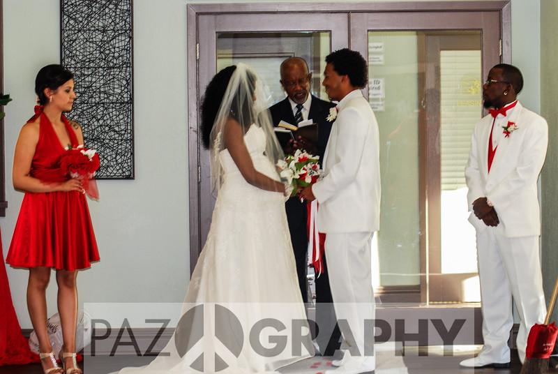 Briana & Isaiah Wedding