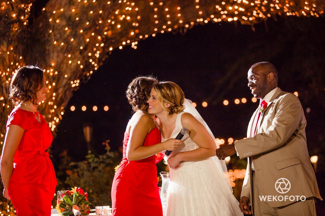 Wedding of Kaitlyn and Jawaan