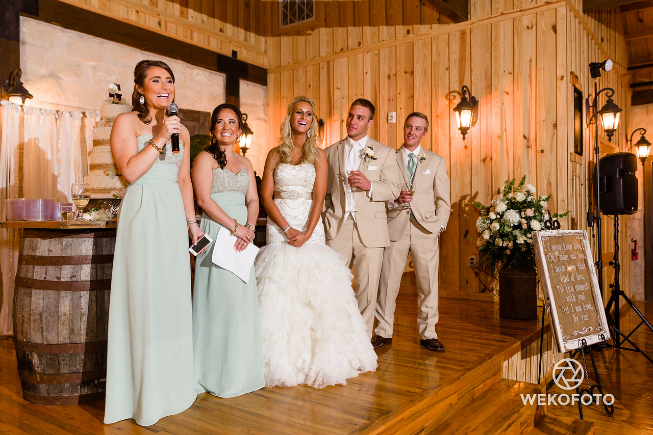 Wedding of Tracey and Kyle