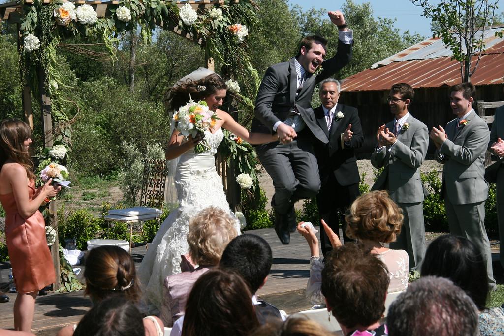Wedding shots