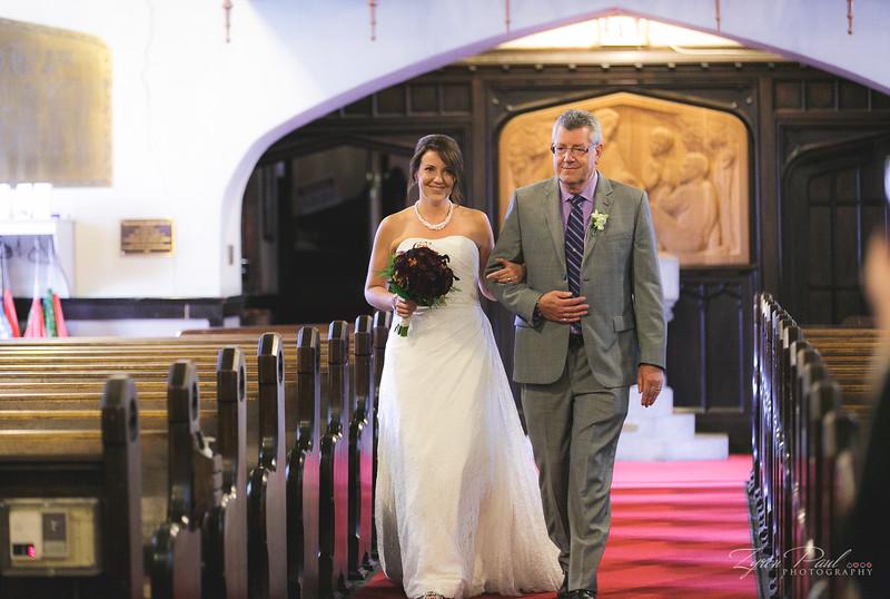 Fraser & Kristine Wedding