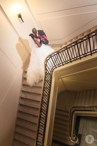 Rose + George Wedding