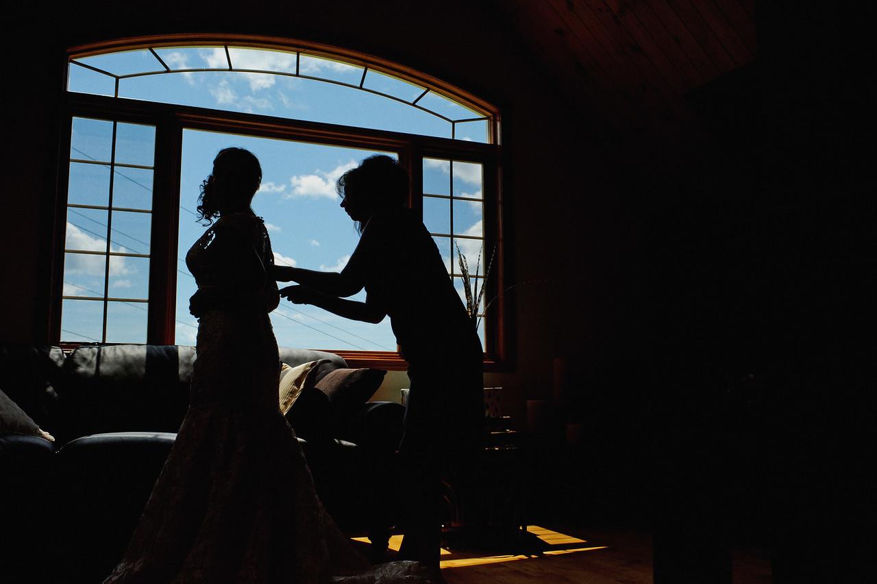 Melanie and Justin Wedding