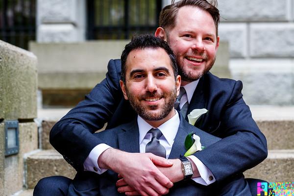 Daron and Chris Wedding