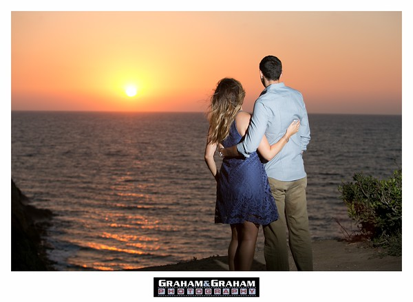 Palos Verdes Engagement Shoot