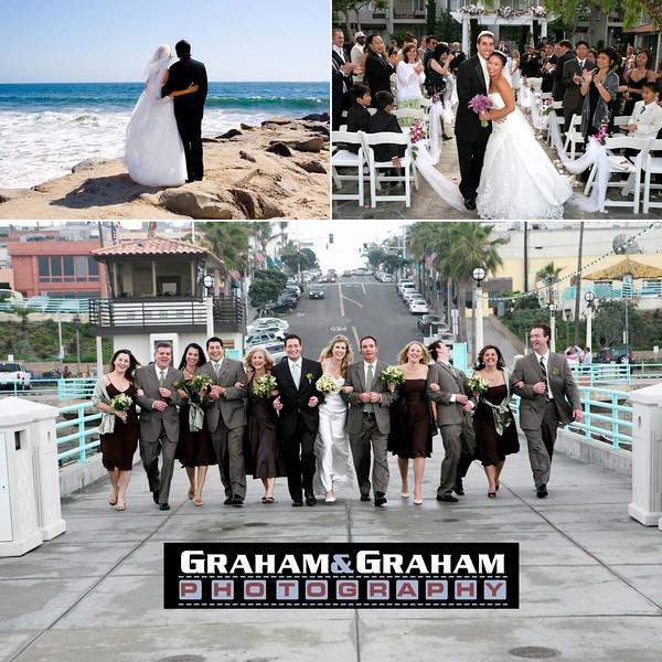 Manhattan Beach Wedding Photography