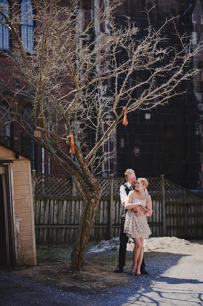 Stephanie and Daryl - Wedding