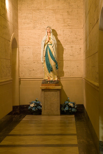 St. Vincent's Catholic Church, LA