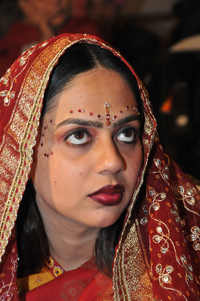 Nimisha wed Piyush Seth in Patna on 1st Feb, 2008.