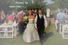 Newlyweds Savor a Magical Moment