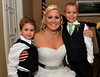 Bride & Nephews (also the Ring Bearers).