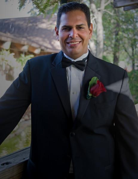 Formal Groom portrait