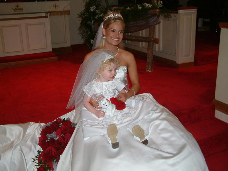 Bride & Miniature Bride