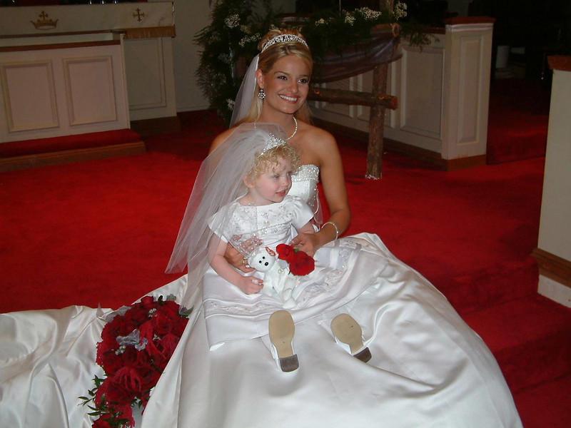 Bride & Miniature Bride