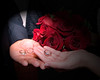 """Bride & Groom with wedding rings. Slideshow of the wedding available at -- <a href=""""http://www.youtube.com/watch?v=_imMTm_kIrU"""">http://www.youtube.com/watch?v=_imMTm_kIrU</a>"""