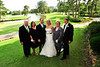 Bride, Groom, Bride's Parents, and Groom's Parents