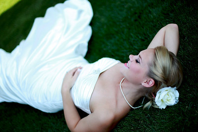 Mark Derry Photography: Bride Relaxing on her Big Day