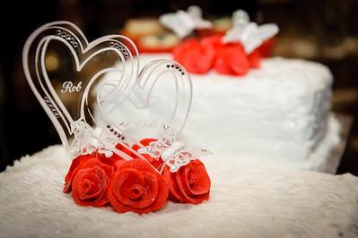 Michelle & Robert Payne Wedding 22/12/12