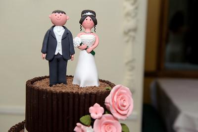 Wedding at Harpenden House Hotel 28/10/12
