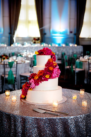 Beautiful Cake at Inn at St Johns | Rayan Anastor Photography | Plymouth Wedding Photographer