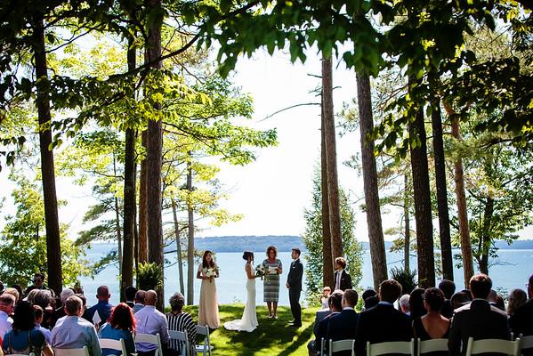 Peninsula Room Wedding | Rayan Anastor Photography | Traverse City Wedding Photographer