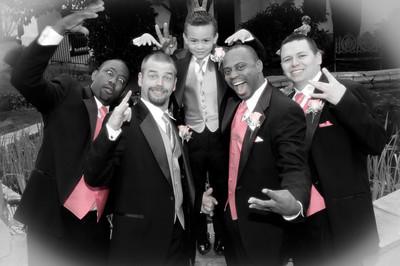Weddings-Groomsmen