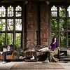 Shannon Grimmer & Jordan Smolar<br /> Engagement Session<br /> City Methodist Church - Gary, Indiana