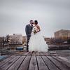 Urban and fun Wedding Party Photos