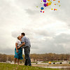 Emily Waggoner & Joe Koranek<br /> Engagement Session<br /> Lake County Fairgrounds - Crown Point, Indiana