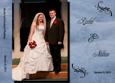 Wedding albums.  Check out complete album with the link below. http://www.adoramapix.com/riddickphotography/book/rachel-and-nathan