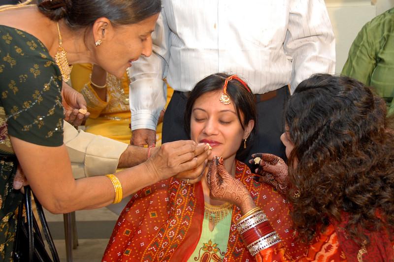 Anu Bahl wed Tathagata (Todd) Bose in Kolkata at The Stadel Hotel on 9th December, 2007.