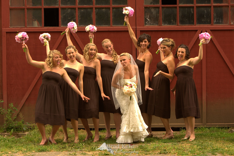 Bridal Party - Pre-Wedding Photos - Portland, Oregon.<br /> <br /> Great group to work with.