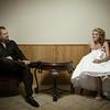 Kathryn Widiger & Matt Riesterer<br /> Wedding Day - Portrait<br /> The Patrician- Schererville, Indiana