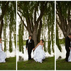 Ashley Santefort & Kevin McCollom<br /> Wedding Day - The First Look<br /> White Hawk Country Club - Crown Point, Indiana