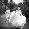 Alyeska Kochanek & Richard Martinez<br /> Wedding Day - Portrait<br /> County Line Orchard - Hobart, Indiana