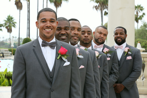 The Marquecia Brooks and Michael Mays Wedding Day
