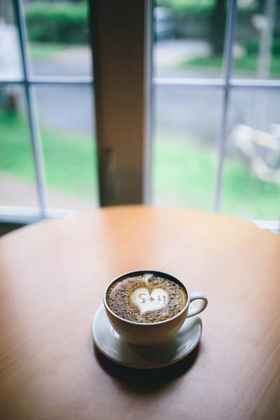 Sarah & Hazen - Coburg Coffee