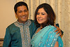 Priya Seth and Sumit Dargad's wedding in Mumbai (Bombay), Maharashtra, India. December 2007