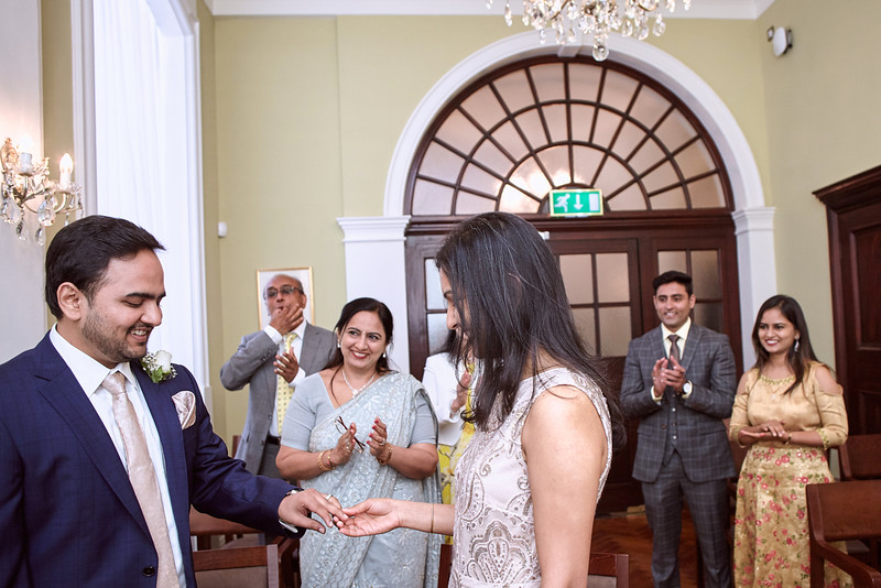 Marriage ceremony London 06 July 2019-  IMG_0571