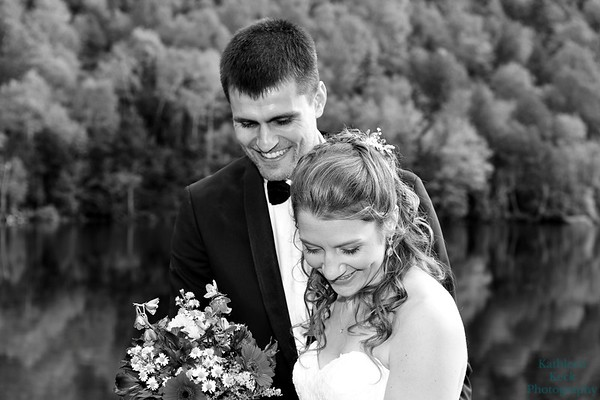 9-30-17 K and R Wedding and Group Photos (313) bw