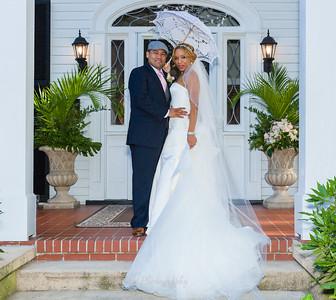 Nicole Duprey and Elvis Guerrero