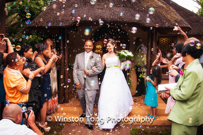 Leola & Zaine's Wedding at Makiti