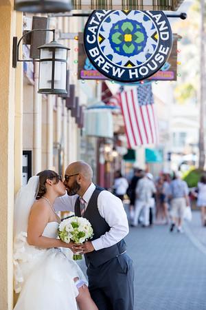 Lina and Ricardo Wedding -Catalina Island